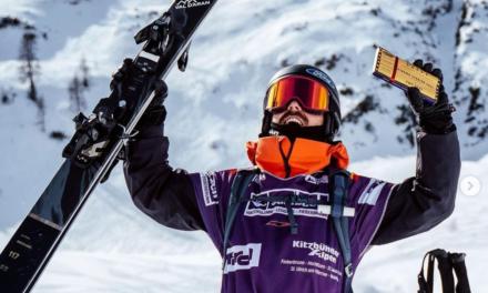 La línia brutal d'Aymar Navarro al Freeride World Tour d'Àustria