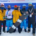 Bronze per Álvaro Romero en els Mundials Junior FIS d'snowboard cros a Krasnoyarsk (Rússia)