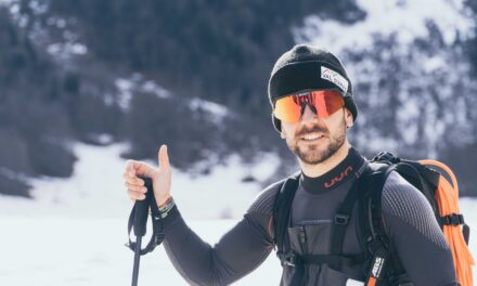 El freeride Aymar Navarro, nou atleta d'UYN