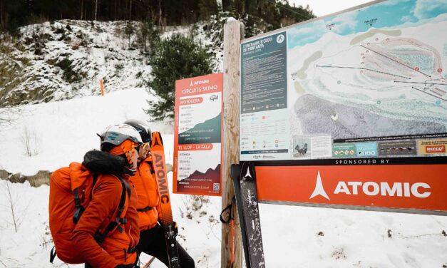 Atomic promociona la pràctica de l'esquí de muntanya