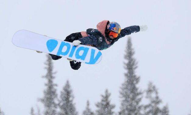Brillant medalla de bronze de Queralt Castellet al Mundial d'Snowboard d'Aspen
