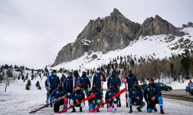 Set medalles espanyoles al FIS World Criterium Masters a Cortina d'Ampezzo (Itàlia)