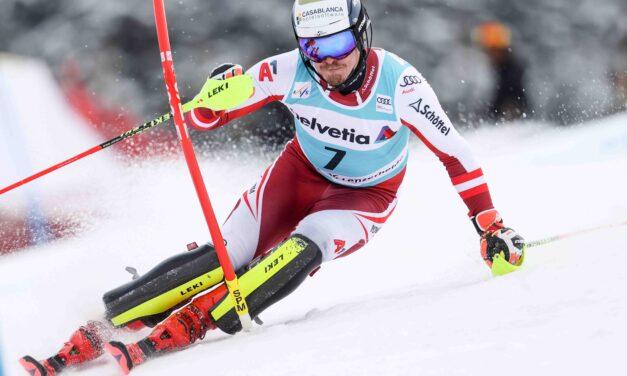 La victòria de Manuel Feller al SL de Lenzerheide (Suïssa)